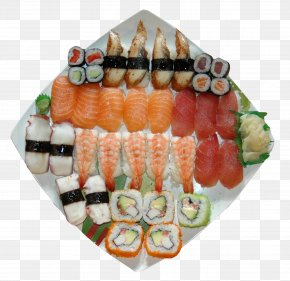 Sushi Pic - Sushi Japanese Cuisine Asian Cuisine Philadelphia Roll Seafood PNG