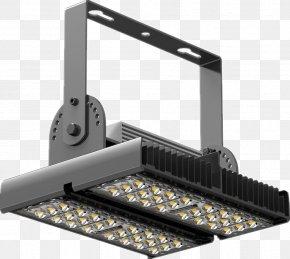 Showcase Irradiation Lamp - Light-emitting Diode Floodlight Lighting LED Street Light PNG