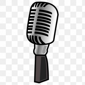 Microphone - Microphone Emoji Audio Sticker Text Messaging PNG