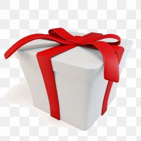 Mystery Gift Box - Gift Christmas Box Clip Art PNG