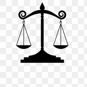 Justice Vector - Measuring Scales Lady Justice Clip Art PNG