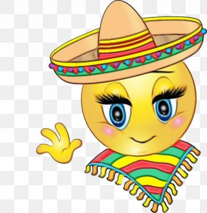 Costume Accessory Hat - Sombrero PNG