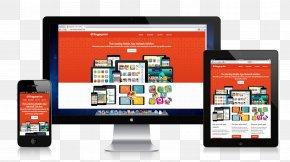 Website - Web Development Responsive Web Design Web Hosting Service PNG