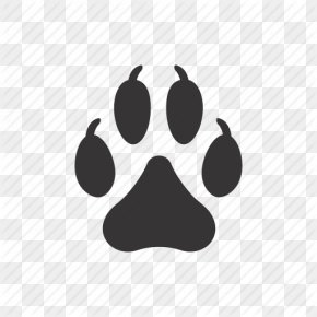 Wolf Symbols - Dog Paw PNG