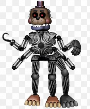Rockstar Games - Five Nights At Freddy's Rockstar Games Bendy And The Ink Machine Fan Art PNG
