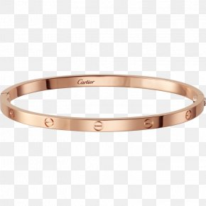 Jewellery - Love Bracelet Cartier Jewellery Brilliant PNG