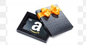 Amazon Gift Card - Amazon.com Gift Card Greeting & Note Cards Box PNG