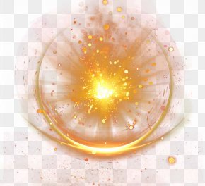 No Pick Decorative Light Effect Material - Light Euclidean Vector PNG