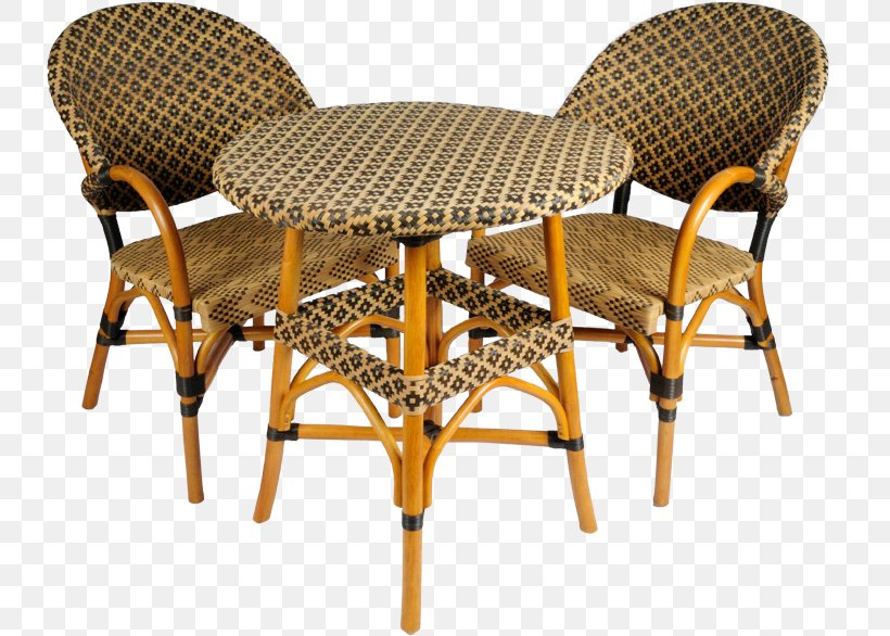 Egg Chair Rotan.Table Chair Wicker Rotan Rattan Png 743x586px Table Bench