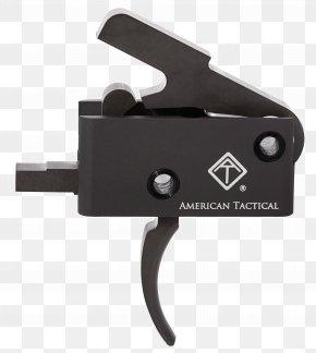 Trigger Receiver TacticalGear.com Firearm American Tactical / AMCHAR PNG