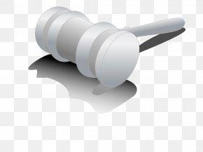 Judge Hammer - Court Judge Gavel Clip Art PNG