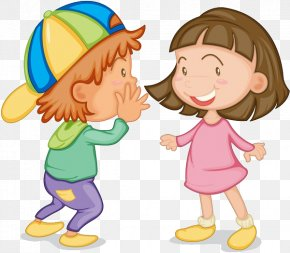 Child Hair Style - Friendship Child Clip Art PNG