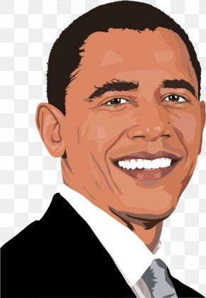 Obama Cliparts - Barack Obama President Of The United States The Audacity Of Hope: Thoughts On Reclaiming The American Dream Clip Art PNG