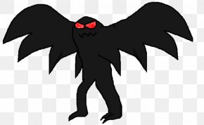 Moth Man Image - Point Pleasant Mothman PNG