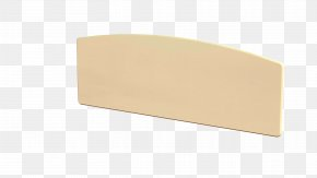 Angle - Rectangle Material Beige PNG
