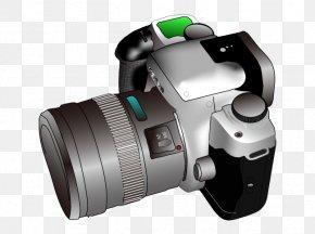 SLR Camera - Camera Photography PNG