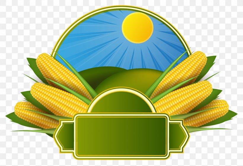 Corn On The Cob Maize Corncob Clip Art, PNG, 1397x960px, Corn On The Cob, Banana, Banana Family, Commodity, Corncob Download Free