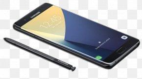Smartphone - Samsung Galaxy Note 7 Samsung Galaxy Note 8 Samsung Galaxy Note 5 Samsung Galaxy S7 Smartphone PNG