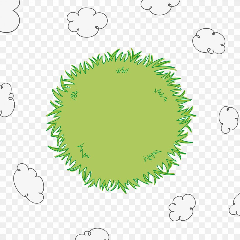 Euclidean Vector Cloud Herbaceous Plant, PNG, 2100x2100px, Cloud, Abstraction, Area, Branch, Diagram Download Free