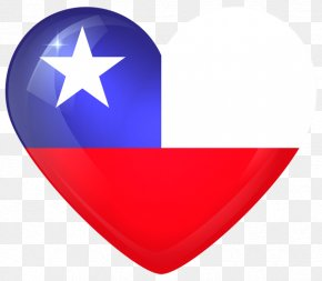 Flag - Flag Of Chile Vector Graphics Image PNG