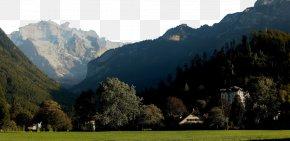 4 Switzerland Jungfrau - Jungfrau Mount Scenery Tourism Tourist Attraction PNG