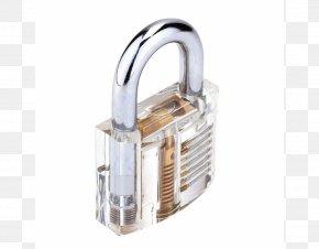 Padlock - Lock Picking Padlock Key Locksmithing PNG