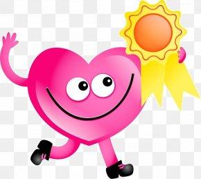 Cartoon Love Sun Material - Love Heart Royalty-free Clip Art PNG
