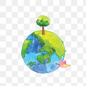 Child Art Planet - Earth Day Save The World Save The Earth PNG