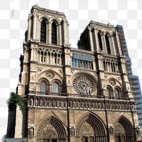 European Church Background - Notre-Dame De Paris Musxe9e Du Louvre Sacrxe9-Cu0153ur, Paris Place De La Concorde Charles De Gaulle Airport PNG