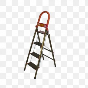 Stainless Steel Ladder - Ladder Stainless Steel Stairs PNG