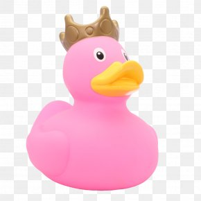 Duck - Rubber Duck Natural Rubber Yellow Toy PNG