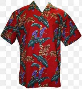 Hawaiian - Hawaii T-shirt Sleeve Aloha Shirt PNG