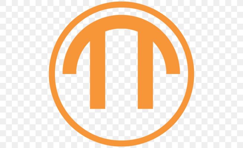 Logo Brand Trademark Product Design Organization, PNG, 500x500px, Logo, Area, Brand, Number, Orange Download Free