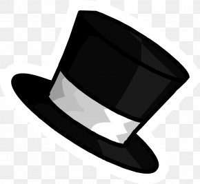 Top Hat Cartoon - The Mad Hatter Top Hat Clip Art PNG