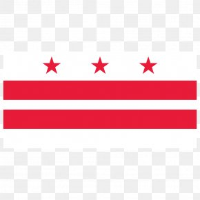 Flag - Flag Of Washington, D.C. Flag Of Colombia PNG