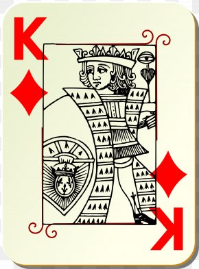 Ace Card - King Playing Card Card Game Clip Art PNG