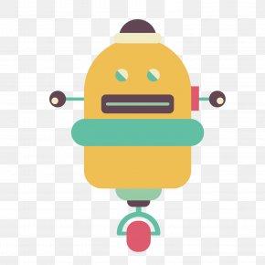 Robot Vector - Robot Euclidean Vector Icon PNG