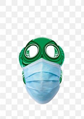 Cartoon Mask - Smog Environmental Protection Fog Poster Advertising PNG