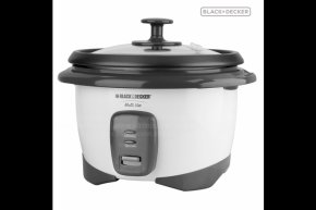 1800 - Rice Cookers Black & Decker Food Steamers Lid Home Appliance PNG