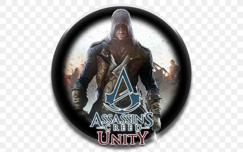 Assassin's Creed Unity Assassin's Creed Syndicate PlayStation 4 PlayStation 3, PNG, 512x512px, 4k Resolution, Assassin S Creed Unity, Assassin S Creed, Assassin S Creed Syndicate, Assassins Download Free
