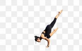 Sportswear Choreography - Girl Cartoon PNG