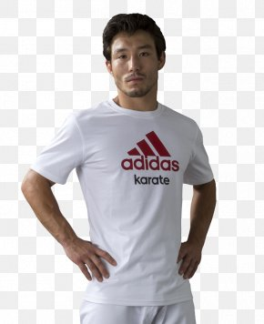 T-shirt - T-shirt Adidas Nike Crocs PNG