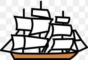 Cartoon Ship - Ship Cartoon Boat Clip Art PNG