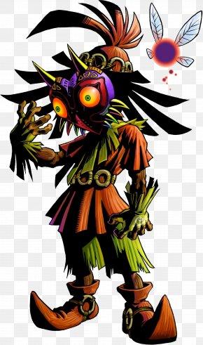 The Legend Of Zelda - The Legend Of Zelda: Majora's Mask The Legend Of Zelda: Ocarina Of Time Hyrule Warriors Link Ganon PNG