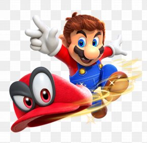 Classical Characters - Super Mario Odyssey Mario Bros. Electronic Entertainment Expo Princess Peach PNG