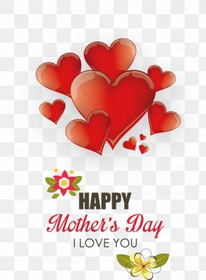 Mother's Day,happy - Clip Art PNG