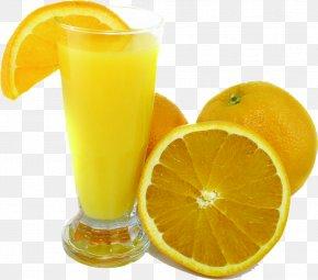Summer Orange Effect Cool Fruit - Orange Juice Fizzy Drinks Nectar Cranberry Juice PNG