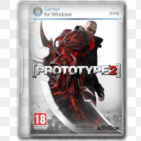 Prototype 2 - Video Game Software Action Figure Pc Game Home Game Console Accessory PNG