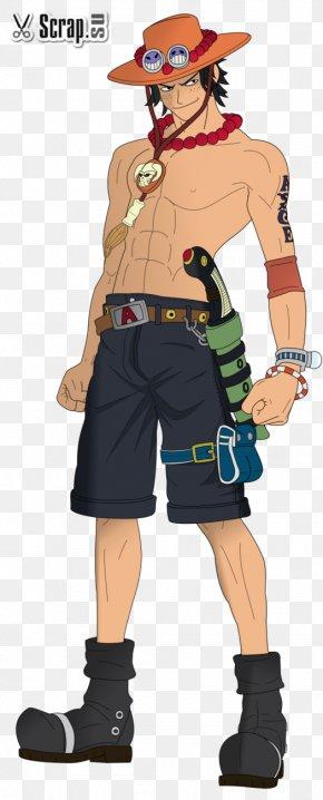 One Piece - Portgas D. Ace Monkey D. Luffy Roronoa Zoro Usopp Nami PNG