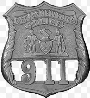 Police - New York City Police Department Police Officer Badge PNG